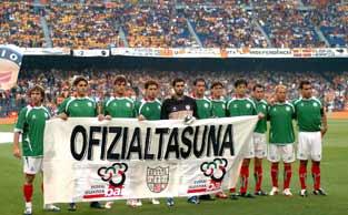 Ultra et equipe nationale - Page 2 Euskal13