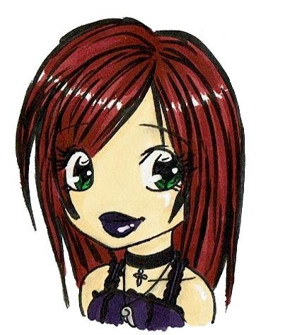 mes petits dessins ^^  Yami6210