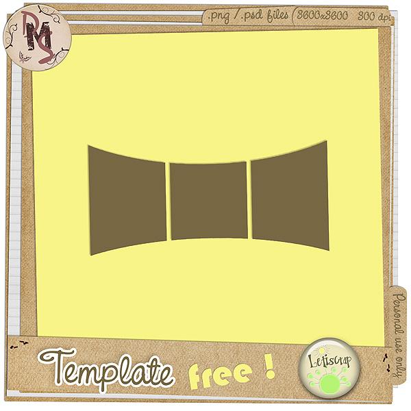 Template free Previe10