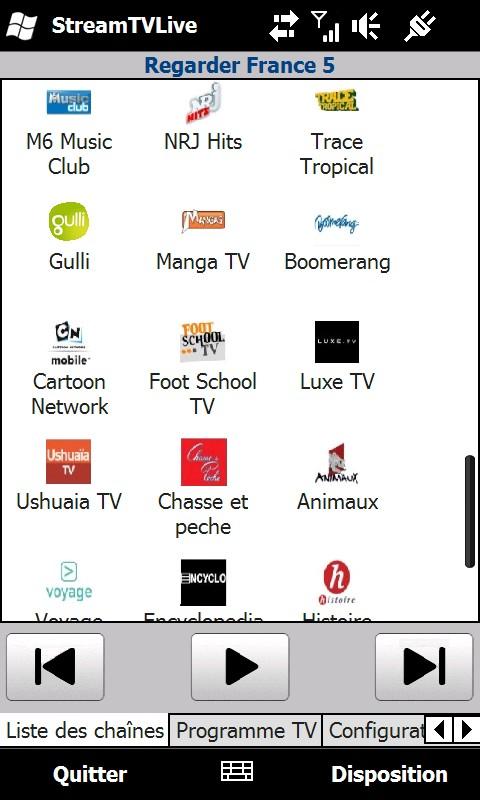 [SOFT] Manila TV Player pour le LEO [Gratuit] - Page 3 Screen24