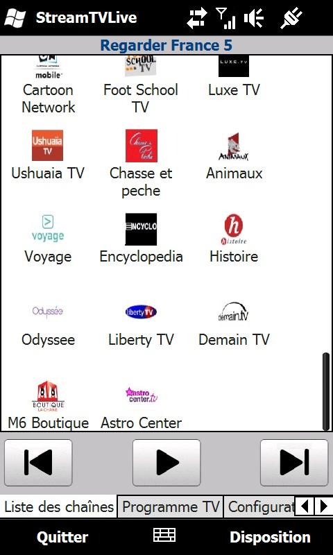 [SOFT] Manila TV Player pour le LEO [Gratuit] - Page 3 Screen25