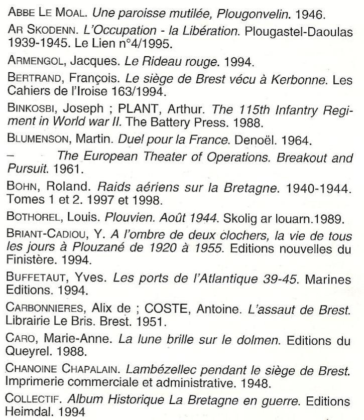 orientation bibliographique... Liste_10