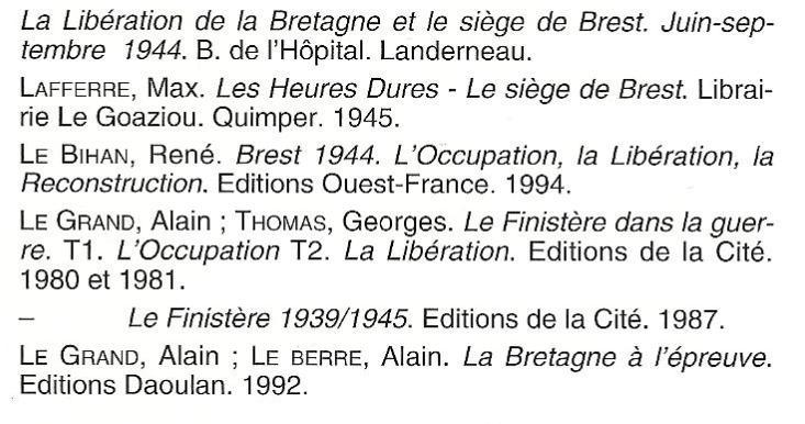 orientation bibliographique... Liste_13