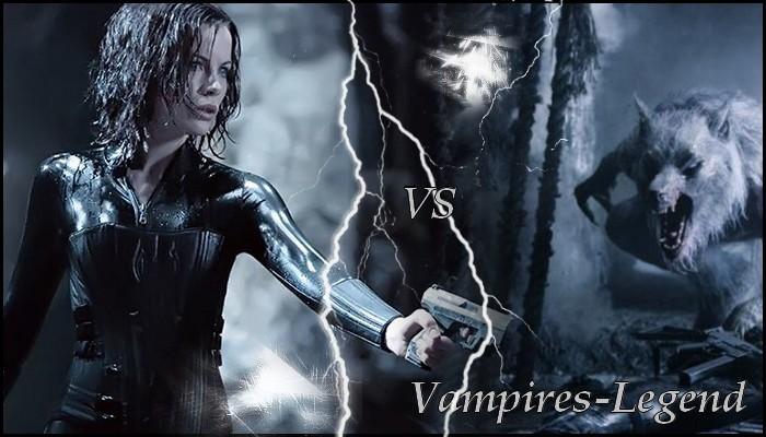 Vampires- Legend