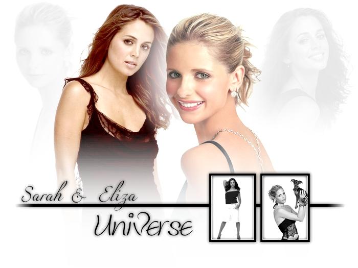 Sarah & Eliza Universe