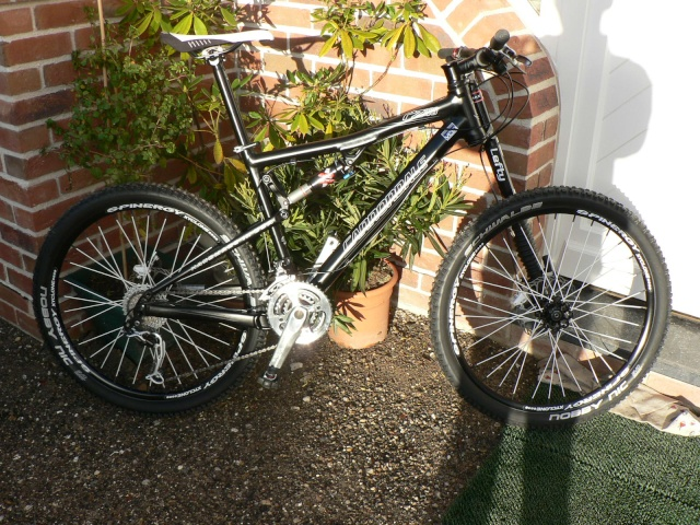 [Cannondale] RZ one forty 5 P1100613