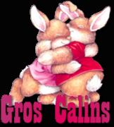 Bisous, câlins... dans Mots décorés divers bisous10