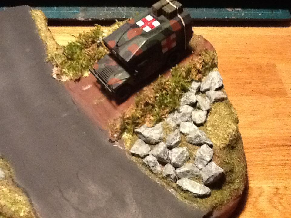Exercice - Hummer Revell et figurines Preiser - 1/72 Image153