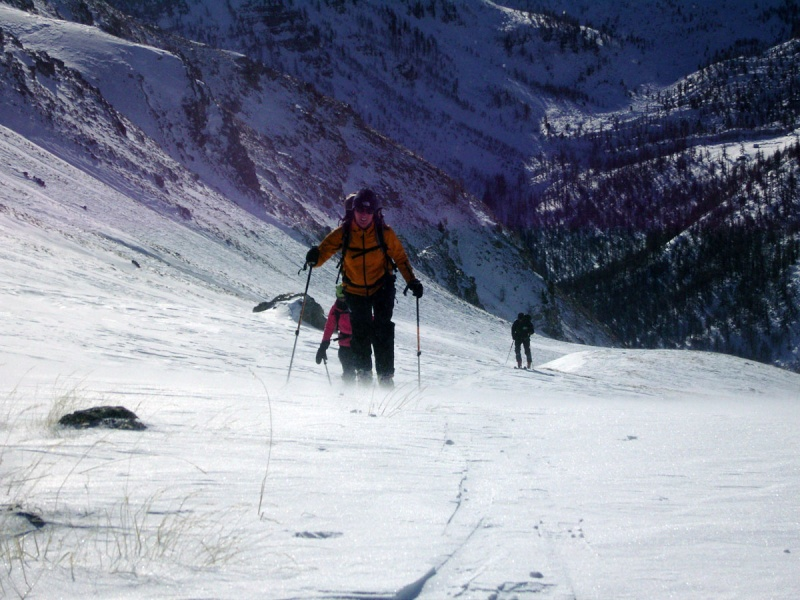 Ski secteur Sestrière / Alpe Snc13510