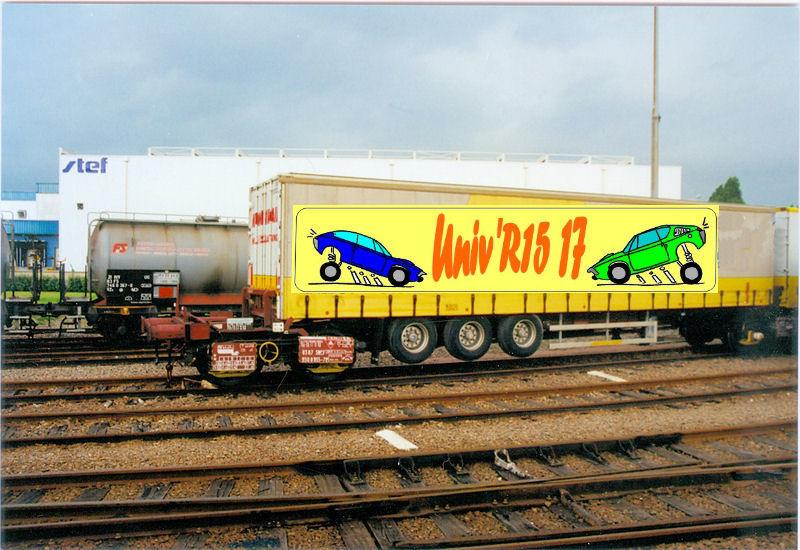 Transports Univ'R15.17 Kombi110