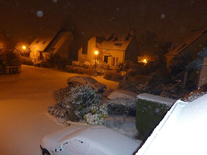 neige dans le Morbihan P1000012