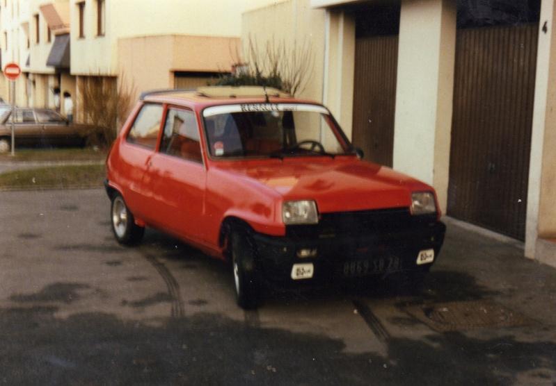 Quelques unes de mes anciennes Renault Renaul10