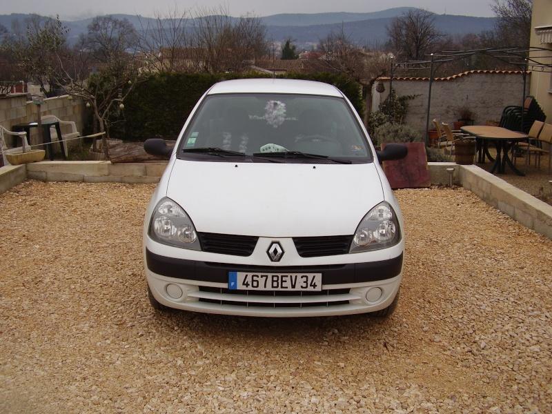 Mon Clio II  Pc100010