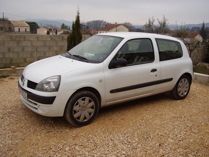 Mon Clio II  Pc100011