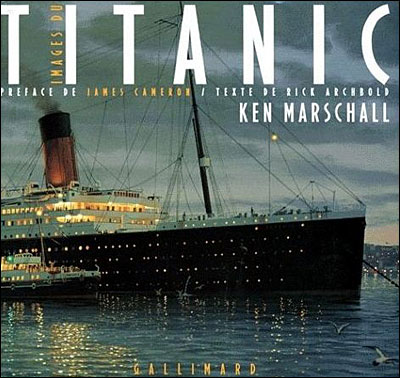 Images du Titanic (Rick Archbold et Ken Marschall) 97820710