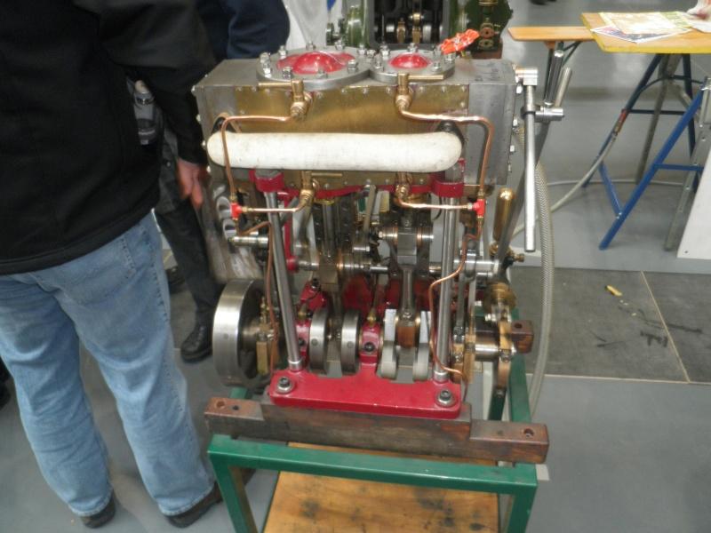 Salon de karlsruhe spécial vapeur et mécanique  P1120130