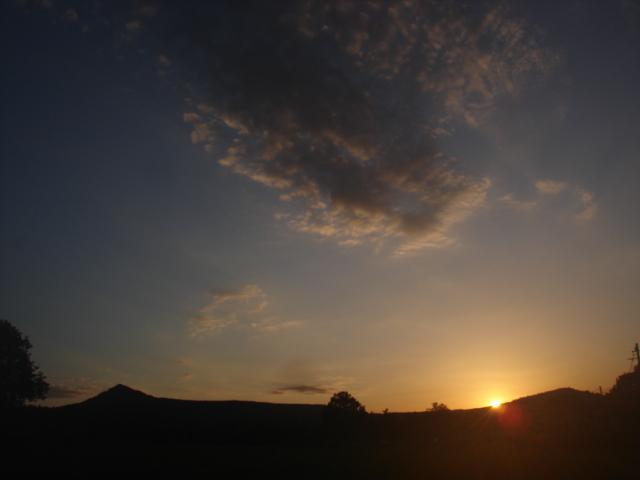 Le temps à Madelonnet du mois de septembre 2007 2007_012