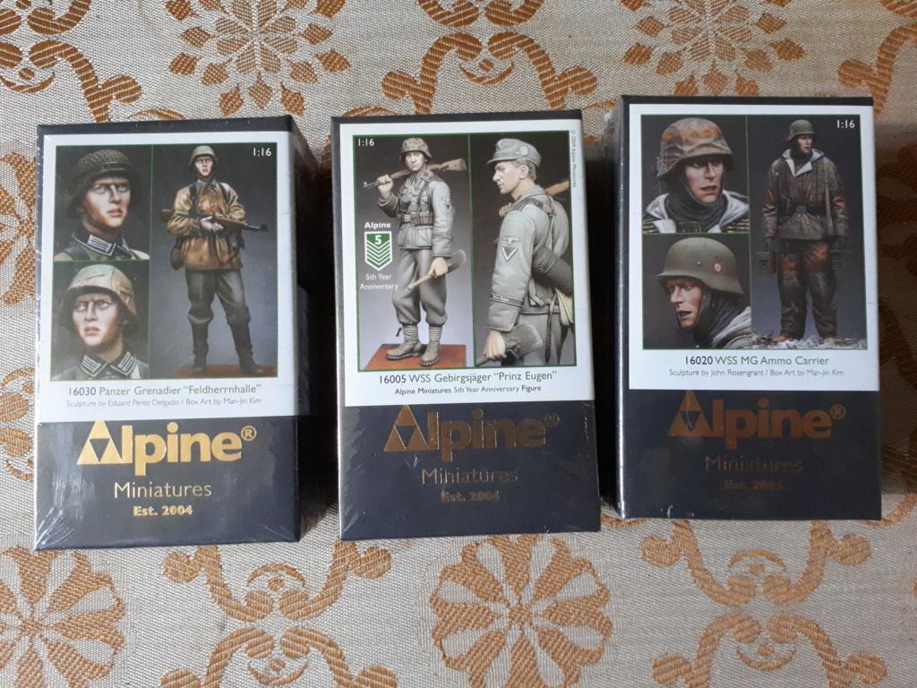 figurines alpine miniatures échelle 1/16 20180610