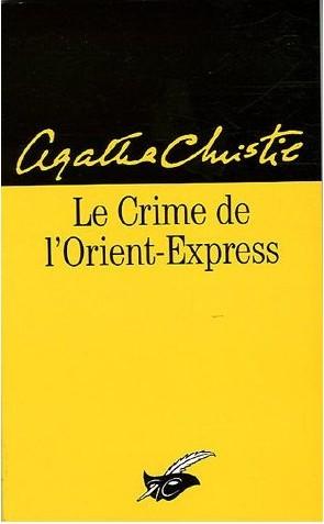 Quelles sont vos couvertures préférées des romans d'Agatha Christie ? Lcdloe13