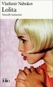 Les différentes éditions des livres et adaptations de la prochaine lecture de groupe au long cours. Lolita11