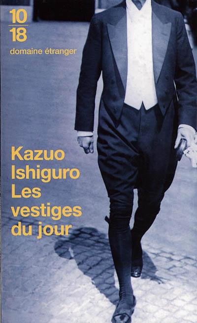 Les Vestiges du jour, de Kazuo Ishiguro. Vjki10