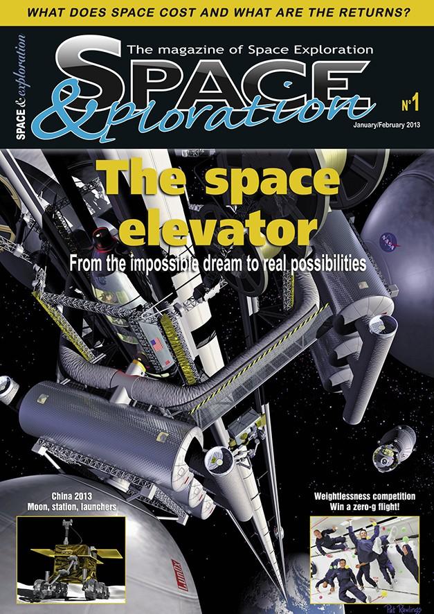 Espace & Exploration n°13 Space-10