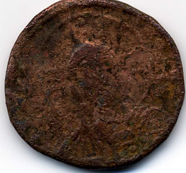 Follis bizantino de Juan I TZIMISCES (969-976) Mister10