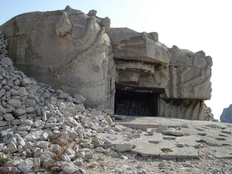 Mar 184, MKB 6./611, Croisette Fort Napoléon (Marseille, 13) Bunker10