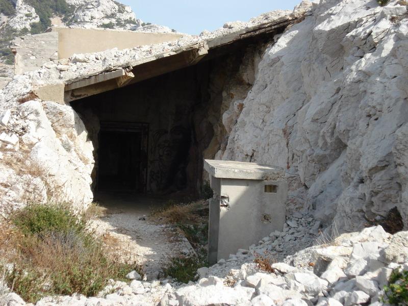 Mar 184, MKB 6./611, Croisette Fort Napoléon (Marseille, 13) Entree10