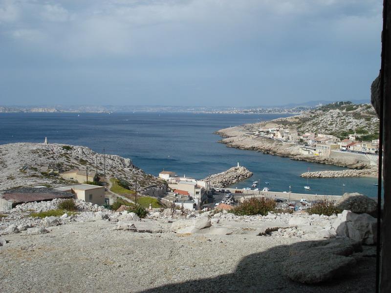 Mar 184, MKB 6./611, Croisette Fort Napoléon (Marseille, 13) Vue_bu10