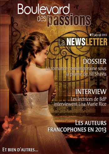 Newsletter n°7 - Janvier 2013 Couver11