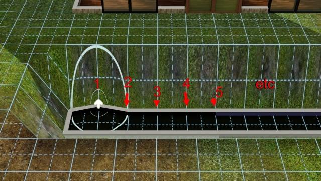 [Apprenti] Réalisation du toit en pente. Explic11