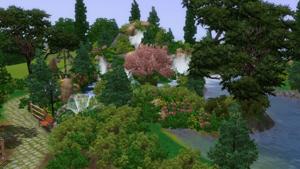 [Créastion Diverses] Le jardin d'OpenHappiness Screen15