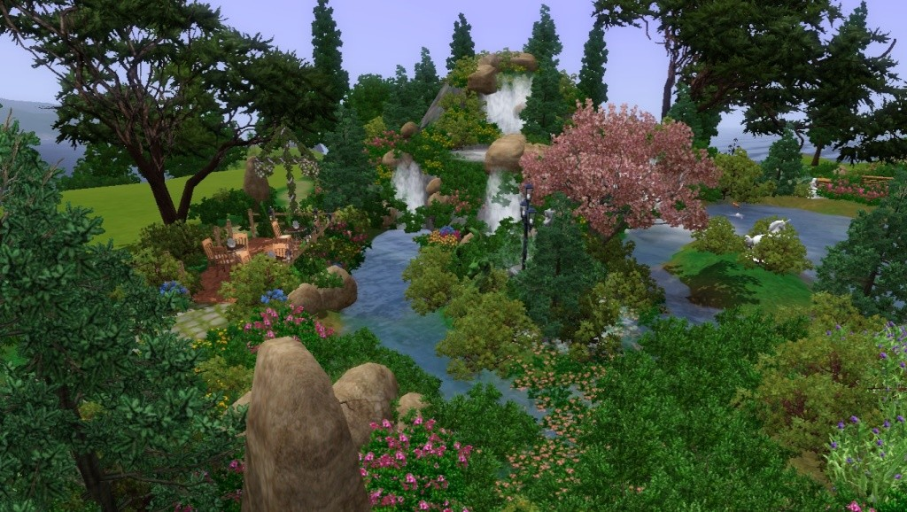 [Créastion Diverses] Le jardin d'OpenHappiness Screen18