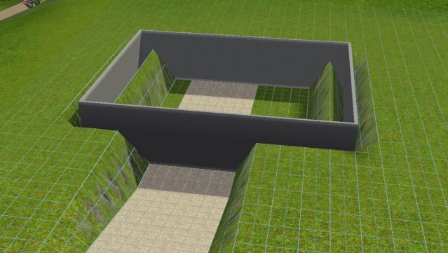 [Apprenti] Créer un garage souterrain  Screen63