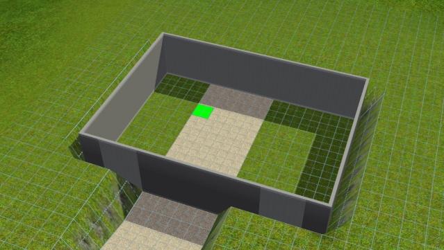 [Apprenti] Créer un garage souterrain  Screen64
