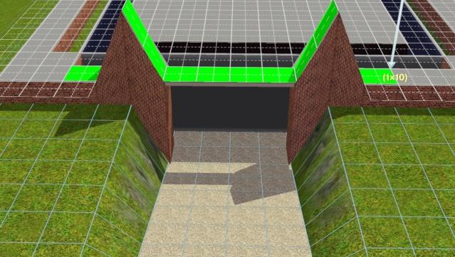 [Apprenti] Créer un garage souterrain  Screen68