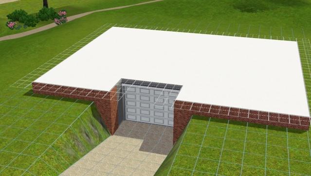 [Apprenti] Créer un garage souterrain  Screen70