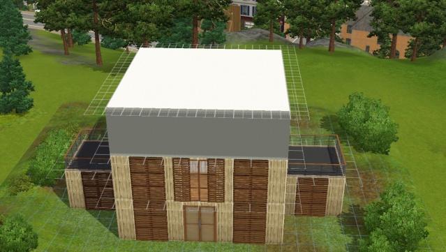 [Apprenti] Réalisation du toit en pente. Screen89