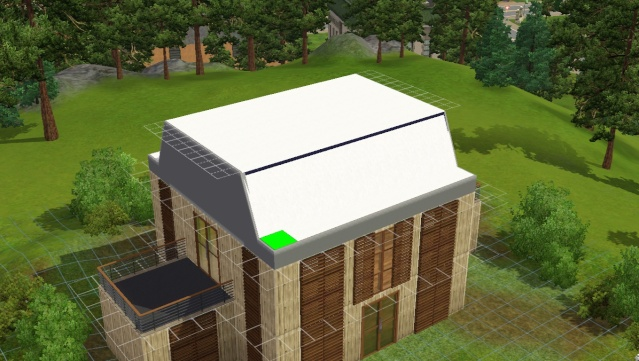 [Apprenti] Réalisation du toit en pente. Screen93