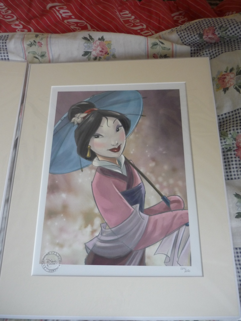 [Collection] Les lithographies Disney - Page 3 P1020713