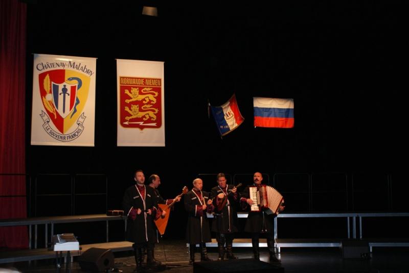 Un succès pour le concert en l'honneur du Normandie-Niemen Dsc00110
