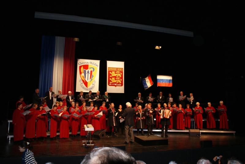 Un succès pour le concert en l'honneur du Normandie-Niemen Dsc00111