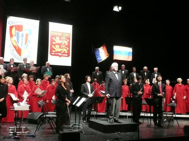 Un succès pour le concert en l'honneur du Normandie-Niemen P1060311