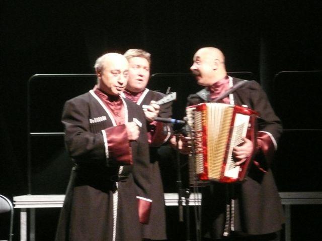 Un succès pour le concert en l'honneur du Normandie-Niemen P1060315