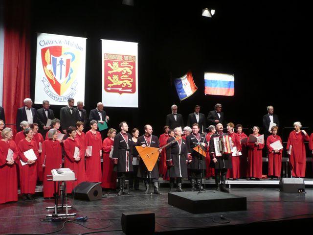 Un succès pour le concert en l'honneur du Normandie-Niemen P1060318