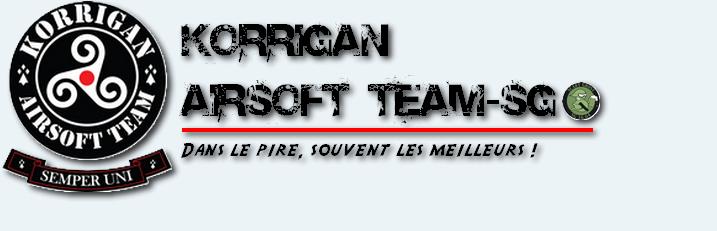 Korrigan Airsoft Team-SG