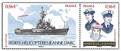 Porte-hélicoptères R97 Jeanne d'Arc - Page 4 11090110