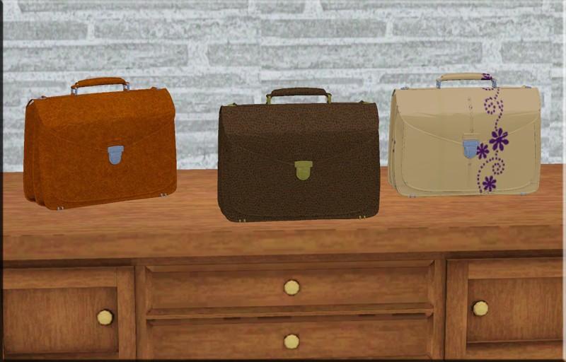 Maleta y Maletin I/Briefcases I Briefc12