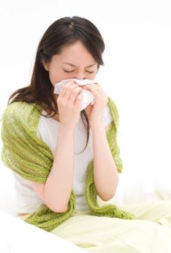 Những bài thuốc chữa nghẹt mũi 12305410